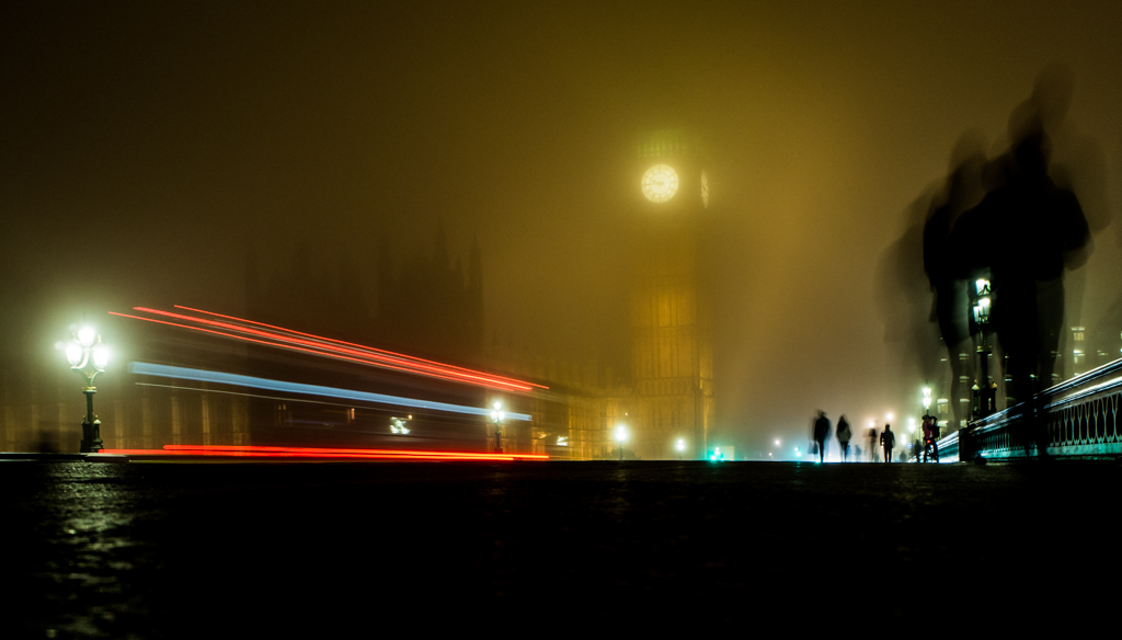 Florian Mühl - Photography - London Fog
